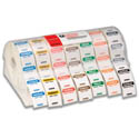 7-Roll Plastic Label Dispenser Starter Kit