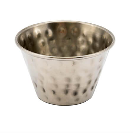 Alegacy 2.5 oz Stainless Steel Sauce Cup