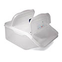 Araven 6 Gallon Shelf Storage Bin 22-1/4\x22W