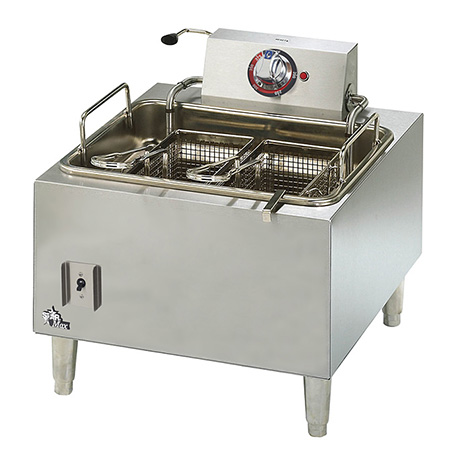"Star 15 lb. 208/240V Electric Countertop Fryer 18""W"