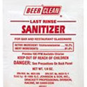 Glass Sanitizer for Manual or Electric Glass Washers 100-Pack