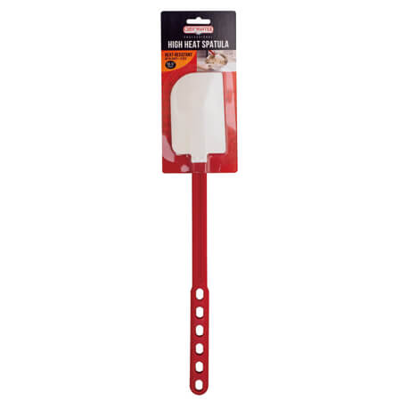 "Chef Master 16-1/2"" High Heat Spatula"