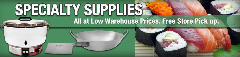 Chinese & Asian Restaurant Supply