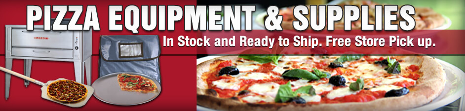 Pizza Equipment and Supplies
