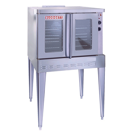 Blodgett Full Size Single Deck Natural Gas Convection Oven with Legs