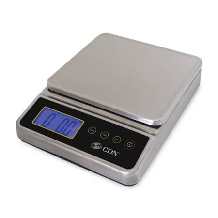 CDN ProAccurate 11 lb. Digital Portion Control Scale