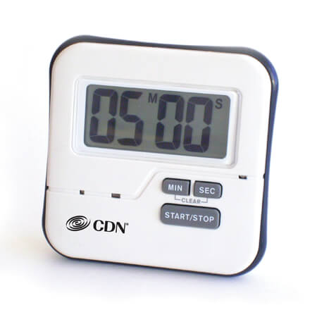 CDN 100-Minute Waterproof Count Down Timer Clock