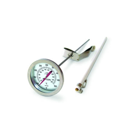 CDN 100 to 500 Degrees F Fry Thermometer