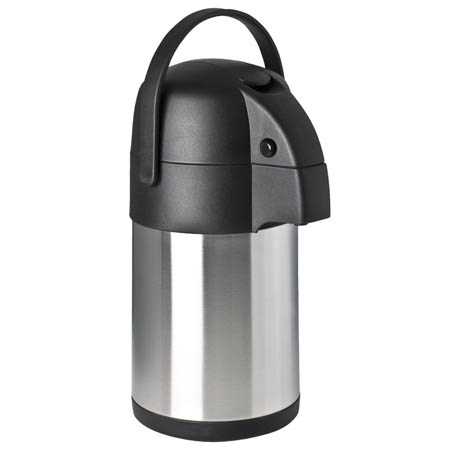 Focus 2.5 Liter Stainless Steel Airpot with Lever
