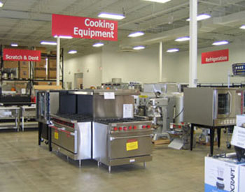 restaurant cooking and refrigeration equipment
