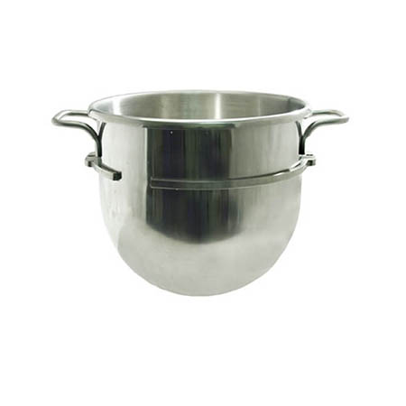 60-Quart Stainless Steel Bowl for Hobart Mixer (Except Legacy)