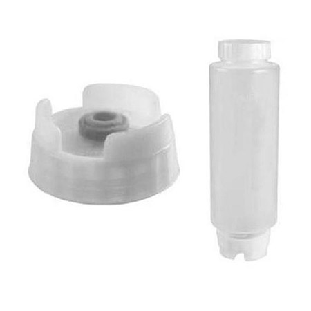 FIFO 24 oz. Squeeze Bottle with Clear Valve