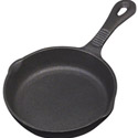 Tomlinson 10\x22 Naturalcast Cast Iron Fry Pan
