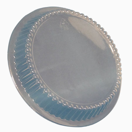 "9"" Round Take Out Dome Cover"