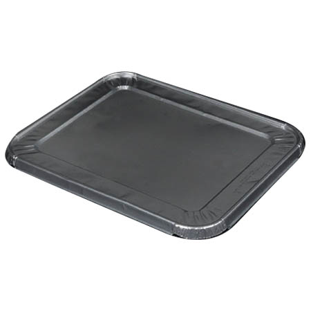 1/2-Size Aluminum Lid for Food Pans