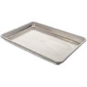 Vollrath 1/4-Size Aluminum Sheet Pan 9-1/2\x22 x 13\x22