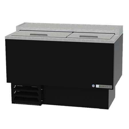 "Beverage-Air 10.9 cu. ft. Glass and Plate Chiller/Froster 48""W"