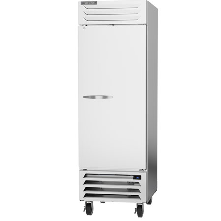 "Beverage-Air 23.1 cu.ft. 1-Door Bottom Mount Reach-In Refrigerator 27-1/4""W"