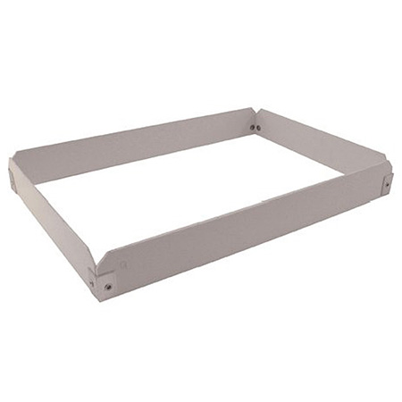 "Extender for 1/2-Size Sheet Pan 18"" x 13"" x 2""H"