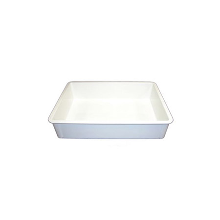 "Heavy Duty Pizza Dough Box 18""L x 26""W x 4-1/2""H"