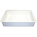 Heavy Duty Pizza Dough Box 18\x22L x 26\x22W x 4-1/2\x22H