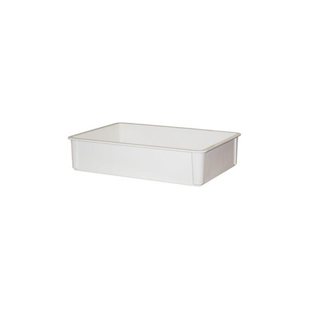 "Heavy Duty Pizza Dough Box 18""L x 26""W x 6""H"