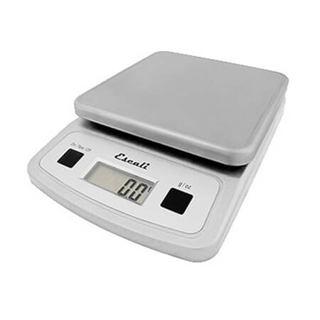 Escali 13 lb. Low-Profile Digital Kitchen Scale