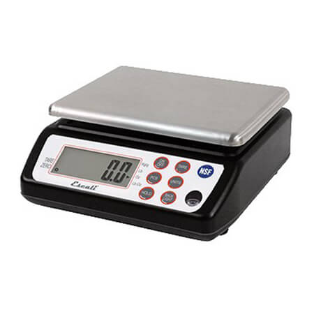 Escali  33 lb. x 0.01 oz Square Professional Digital Scale