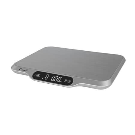 Escali 33 lb. x 0.1 oz. SlimLine Digital Scale