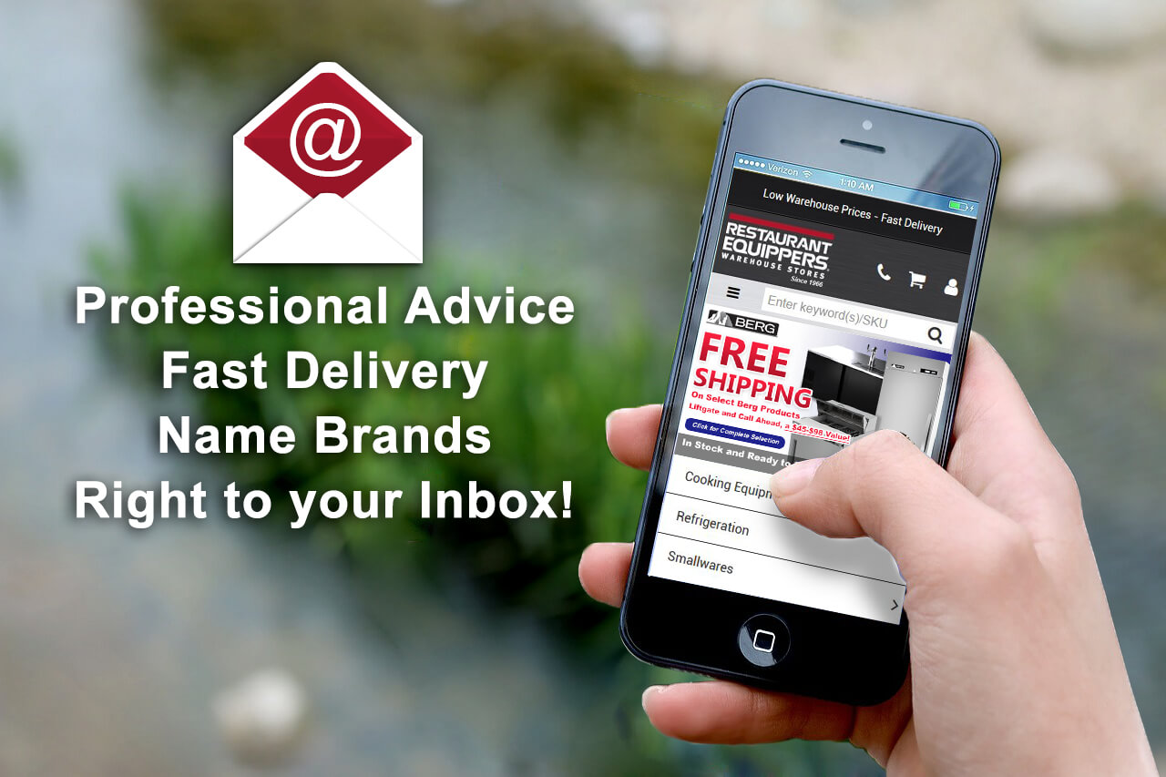 Email Promotions