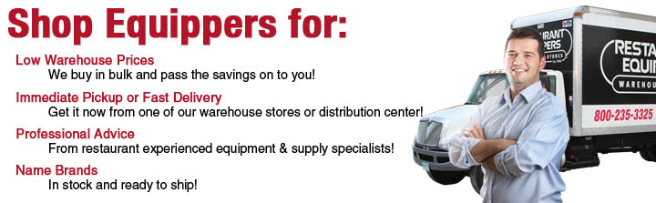 Shop Equippers for Low Warehouse Price-Immediate Pickup or fast delivery-Professional Advice-Name Brands