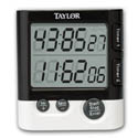 Taylor 23-Hour Digital Timer with 2 Countdown Timers