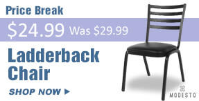 Ladderback Stack Chair-Commercial Furniture