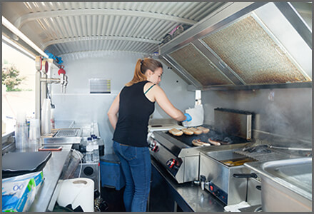 Food Truck Supplies Amp Equipment Restaurant Equippers