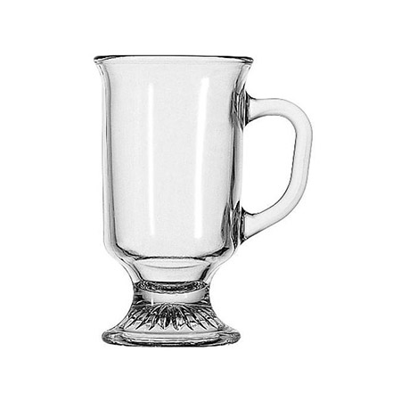 Anchor Hocking 8 oz. Irish Coffee Mugs