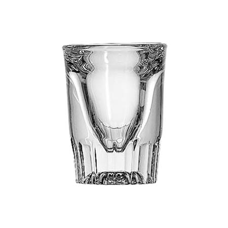 Anchor Hocking 1.25 oz. Whiskey Shooter Glass