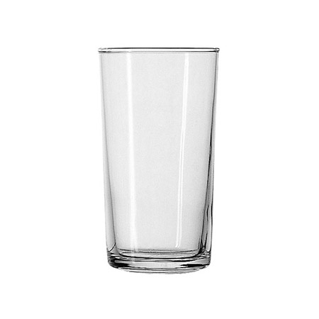 Anchor Hocking 8 oz. Straight-Sided Hi-Ball Glass
