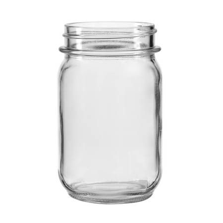 Anchor Hocking 16 oz. Mason Drinking Jar