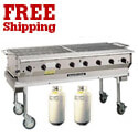 Outdoor Grills Free Shipping