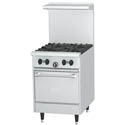 Garland Sunfire 4-Burner LP Gas Range 24\x22W