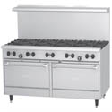 Garland Sunfire 10-Burner LP Gas Range 60\x22W