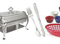 Commercial restaurant quality food DINING ROOM equipment and supplies