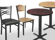 Restaurant, catering, church, dining furniture
