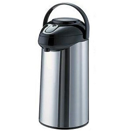 3.75 Liter Heavy Duty Quality Stainless Steel Airpot with Pump