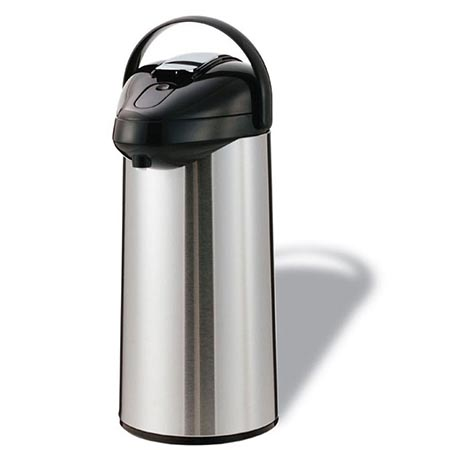 3.75 Liter Heavy Duty Quality Stainless Steel Airpot with Lever