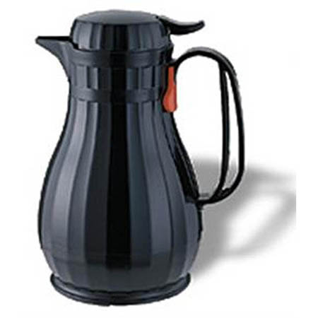 44 oz. Black Insulated Beverage Server