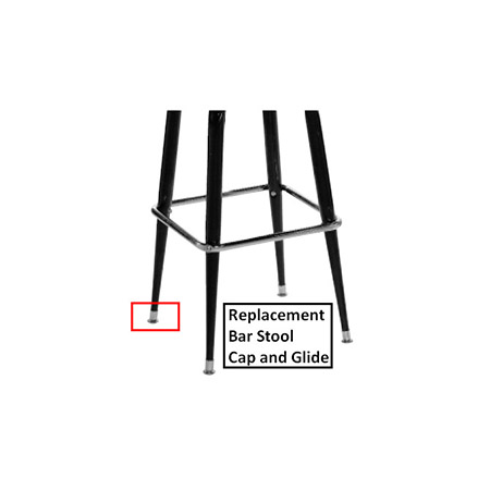Glide for Bar Stool Legs