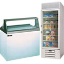 Ice Cream Freezers & Dipping Cabinets