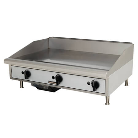 "Toastmaster Manual Control Gas Griddle 36""W"