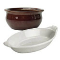 ITI Baking Dishes & Soup Crocks